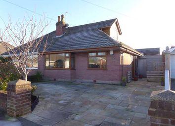 3 bed semi-detached bungalow for sale in Meadow Croft Avenue, Hambleton, Poulton-Le-Fylde FY6