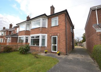 Thumbnail 3 bed semi-detached house for sale in Wyedale, Whitby, Ellesmere Port