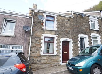 Thumbnail 2 bed terraced house for sale in Wood Street, Cwmcarn, Newport