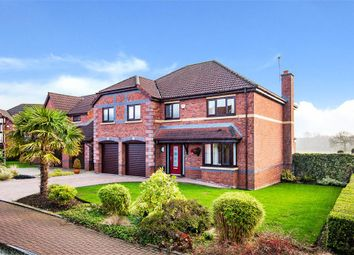 Thumbnail 5 bed detached house for sale in Falconwood Chase, Boothstown, Worsley