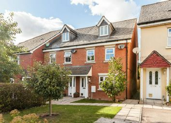 Thumbnail 4 bed town house for sale in Colvin Close, Andover