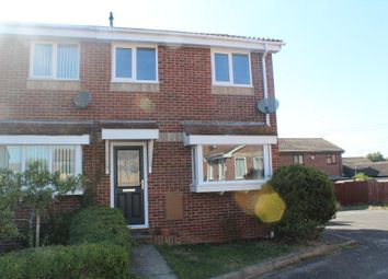 Thumbnail 3 bedroom semi-detached house to rent in The Doves, Weymouth, Dorset