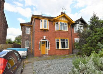Thumbnail 4 bed semi-detached house for sale in Brook Lane, Newton, Chester