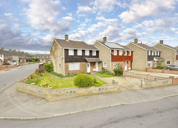 Thumbnail 3 bed end terrace house for sale in Arundel Walk, Corby, Northamptonshire