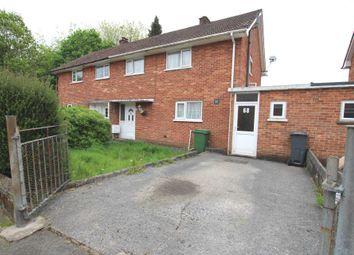 3 bed semi-detached house for sale in Coed Cochwyn Avenue, Llanishen, Cardiff CF14
