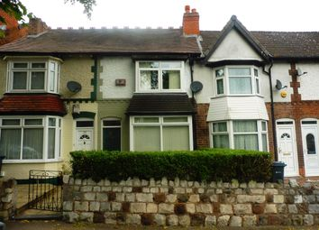 Thumbnail 4 bedroom terraced house to rent in Reservoir Road, Erdington, Birmingham