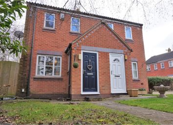 Thumbnail 2 bed semi-detached house for sale in Bryony Road, Leicester