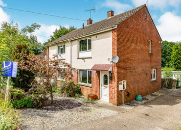 Thumbnail 2 bed semi-detached house to rent in Grenville Road, Buckingham