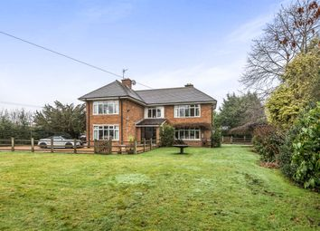 Thumbnail 4 bed detached house for sale in Levedale Road, Penkridge, Stafford