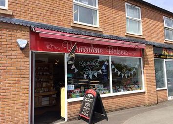 Thumbnail Retail premises for sale in Vermeulens Bakery, 2, Drayton Road, Shawbury, Shropshire