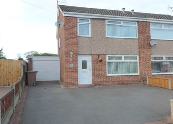 Thumbnail 3 bedroom semi-detached house to rent in Dearnford Avenue, Wirral