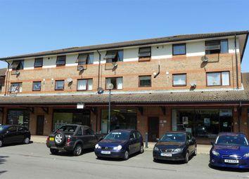 Thumbnail 2 bed flat to rent in Falkners Close, Ancells Farm, Fleet