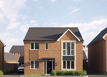 Thumbnail 4 bed detached house for sale in Reading Road, Wantage