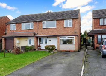 Thumbnail 3 bed semi-detached house for sale in Woodhouse Road, Broseley, Shropshire.