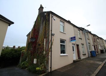 Thumbnail 2 bed terraced house for sale in Central Street, Bangor