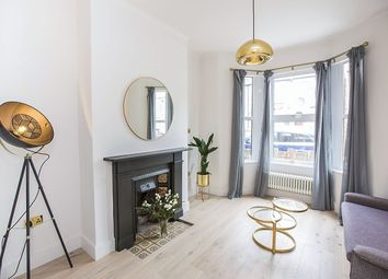 Thumbnail 1 bed flat for sale in Waghorn Road, London
