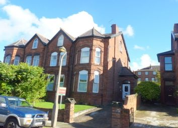 Thumbnail 2 bed flat to rent in Greenbank Road, Tranmere, Birkenhead