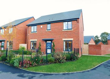 Thumbnail 4 bed detached house for sale in Barbican Grove, Kings Crest, Stafford