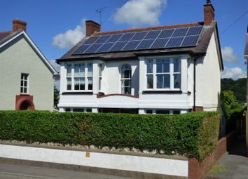 Thumbnail 4 bed detached house for sale in College Road, Carmarthen