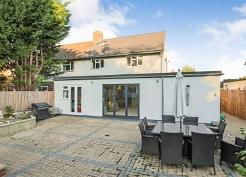 Thumbnail 4 bed semi-detached house for sale in Selbys, Lingfield, Surrey