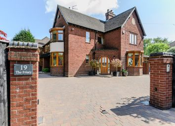 Thumbnail 5 bed detached house for sale in The Friary, Lichfield