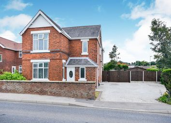 Thumbnail 4 bedroom detached house for sale in Mansfield Road, Selston, Nottingham