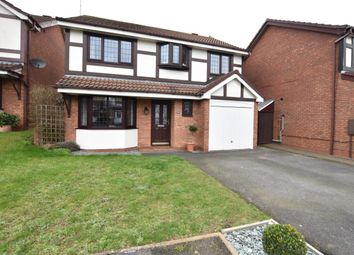 4 bed detached house for sale in The Heathers, Evesham WR11