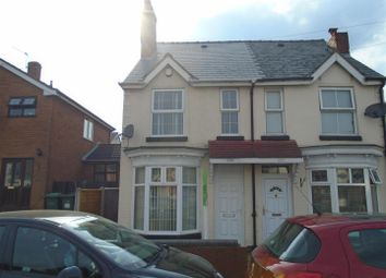 Thumbnail 2 bed semi-detached house for sale in Huntington Terrace Road, Cannock