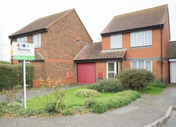 Thumbnail 3 bed terraced house for sale in Souberg Close, Deal
