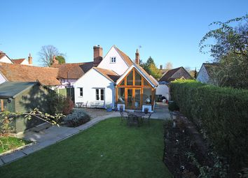Thumbnail 4 bed semi-detached house for sale in The Street, Gosfield