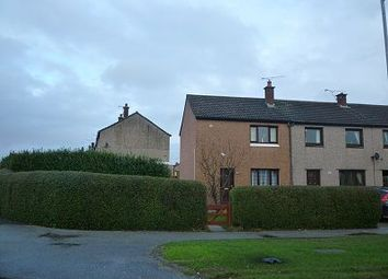 Thumbnail 2 bed end terrace house for sale in 200 Lochside Road, Dumfries