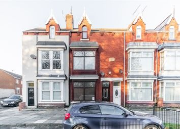 Thumbnail 4 bed terraced house for sale in Colwyn Road, Hartlepool, Durham