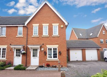 Thumbnail 2 bed end terrace house for sale in Bismuth Drive, Sittingbourne