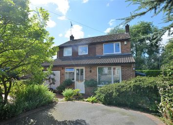 Thumbnail 3 bed detached house for sale in Melbourne Close, Mickleover, Derby