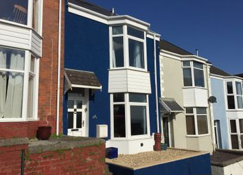 Thumbnail 3 bed terraced house to rent in Hawthorne Avenue, Uplands, Swansea