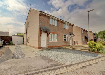 Thumbnail 2 bedroom semi-detached house for sale in Harcourt Drive, Hull