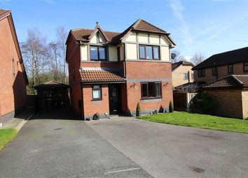 Thumbnail 3 bed detached house for sale in The Gables, Cottam, Preston