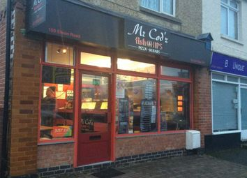 Thumbnail Restaurant/cafe for sale in Elson Road, Gosport