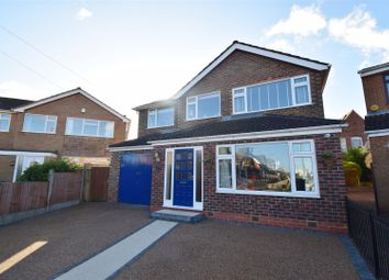 Thumbnail 4 bed detached house for sale in Leeway Road, Southwell