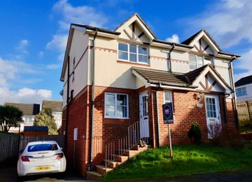 Thumbnail 2 bed semi-detached house to rent in Hill Hay Close, Fowey