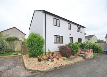 Thumbnail 2 bedroom flat for sale in Veale Close, Hatherleigh, Okehampton