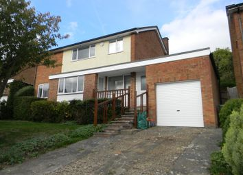 Thumbnail 4 bed detached house to rent in Trevelyan Way, Berkhamsted