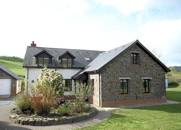 Thumbnail 5 bed detached house for sale in Ffordd Glyndwr, Cwrt