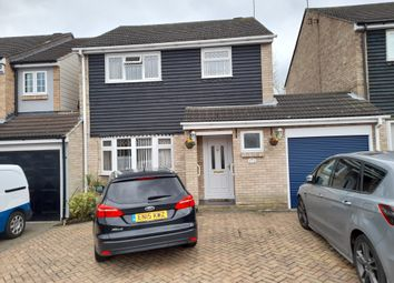Thumbnail 3 bed link-detached house for sale in Suffolk Drive, Laindon