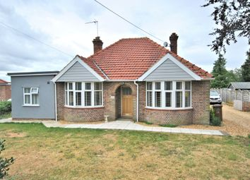 Thumbnail 3 bed detached bungalow for sale in Lynn Road, Grimston, King's Lynn