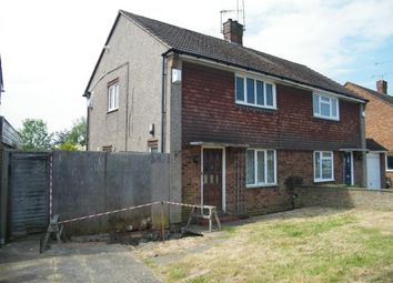 Thumbnail 2 bed semi-detached house for sale in Easter Way, South Godstone, Surrey, .