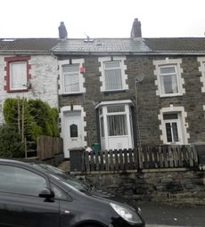 Thumbnail 3 bedroom terraced house for sale in Station Terrace, Maerdy