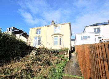 Thumbnail 2 bed semi-detached house for sale in Old Laira Road, Laira, Plymouth, Devon