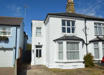 Thumbnail 3 bed semi-detached house to rent in Alexandra Road, Addlestone