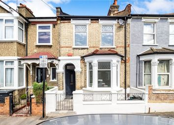 Thumbnail 2 bed terraced house for sale in Dunkeld Road, London